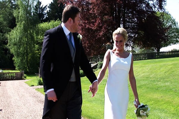 Wedding Video at Stoneleigh Abbey