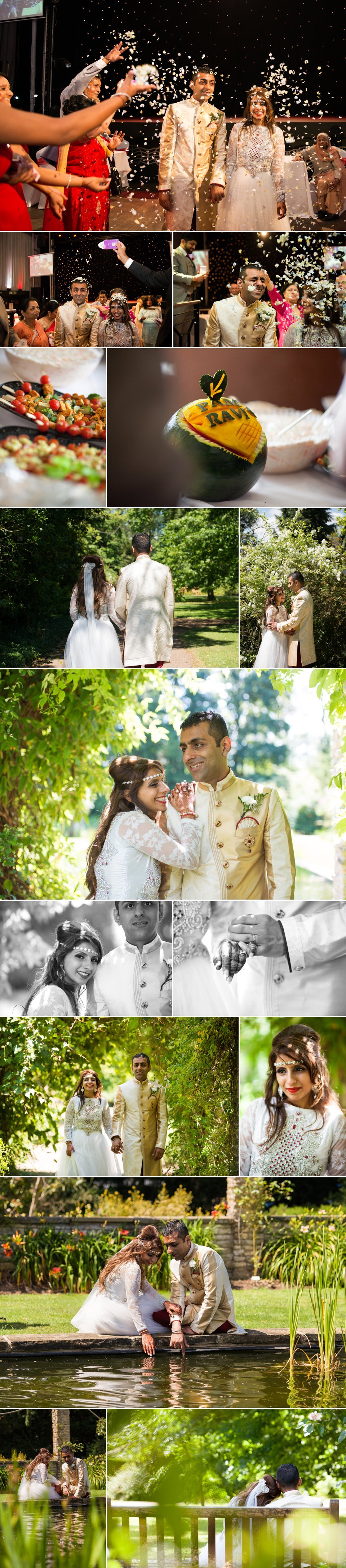 Wedding Photography And Video At Athena Banqueting Suite Leicester Pam Amp Ravi Wedding