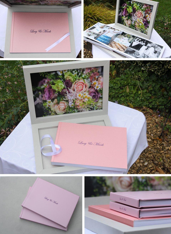 Pink Linen Album