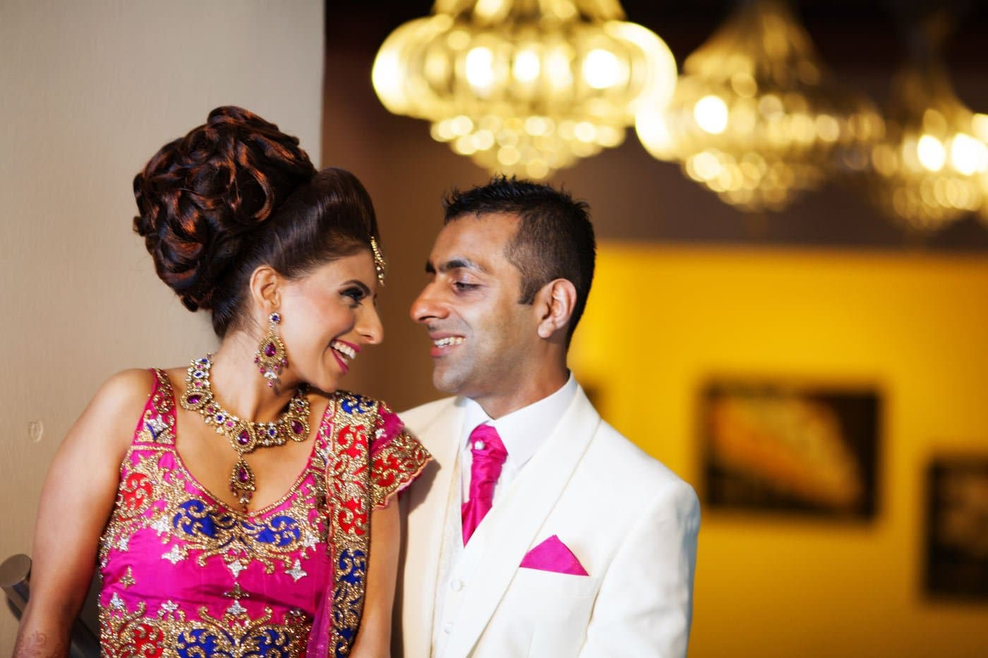 Wedding Photography and Video at Athena Banqueting Suite, Leicester // Pam & Ravi