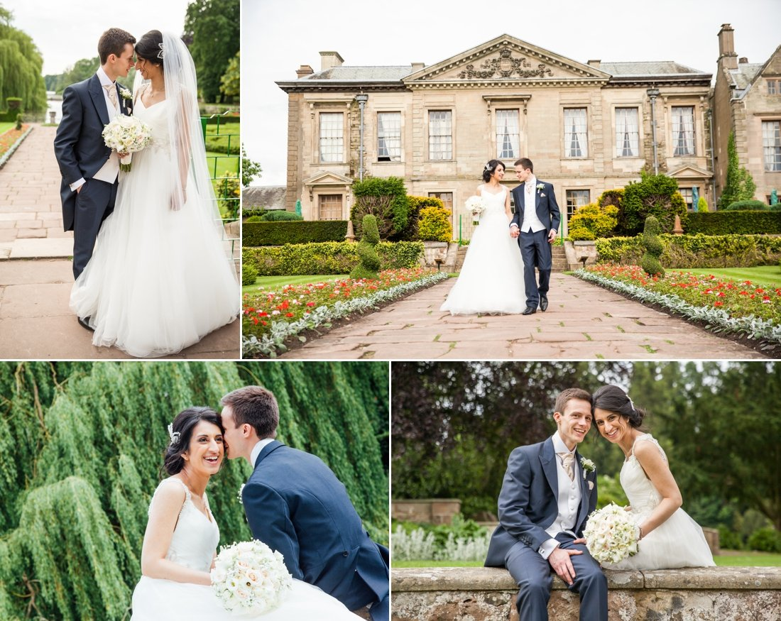 Fusion Wedding Photography at Coombe Abbey