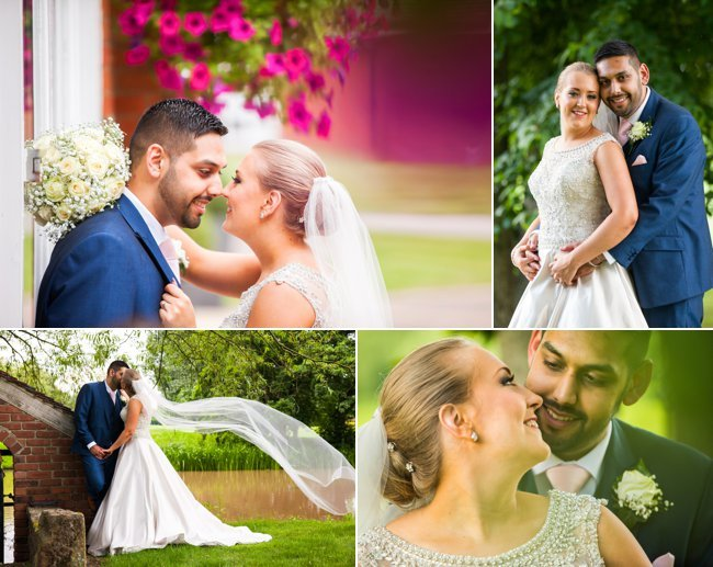 Fusion Wedding Photography at The Belfry Hotel, Sutton Coldfield