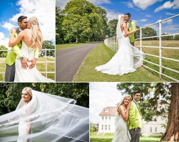 Fusion Wedding Photography at Brokencote Hall, Kidderminster
