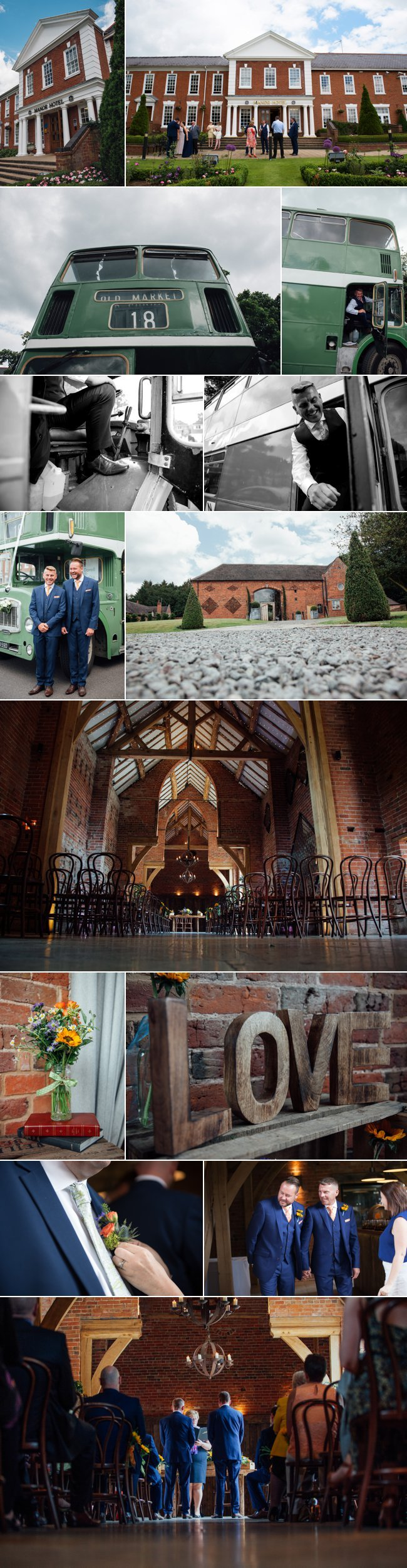 wedding photography at shutsoke barns