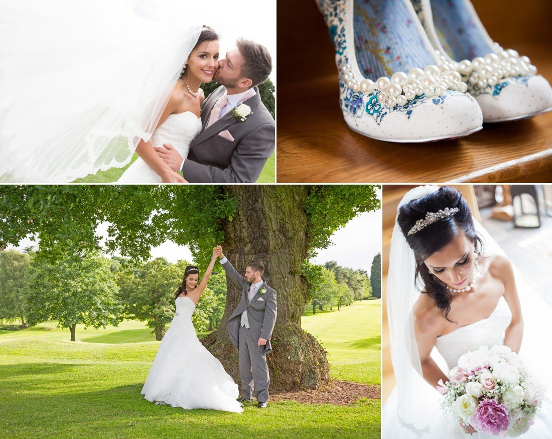 Wedding Photography at Stourbridge Golf Club