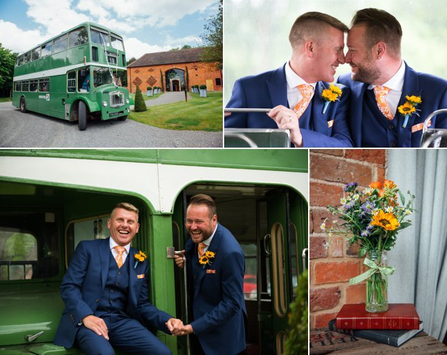 wedding photography at Shustoke Barns