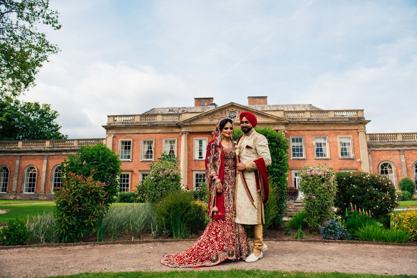 Asian Wedding Photography and Video at Colwick Hall // Ricky & Raj