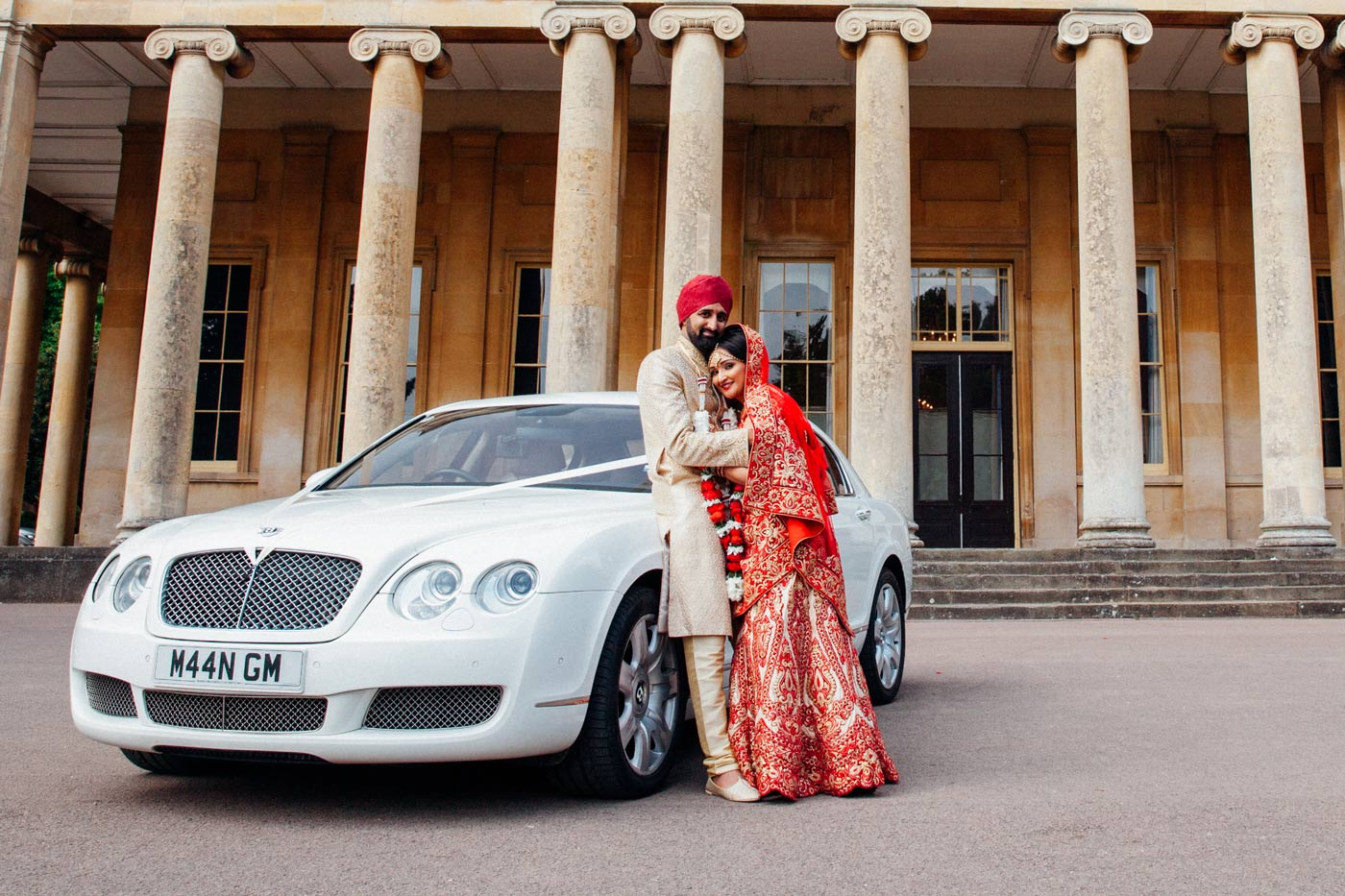 Hindu Wedding Photography & Video at Pittville Pumps // Bal & Rakhee