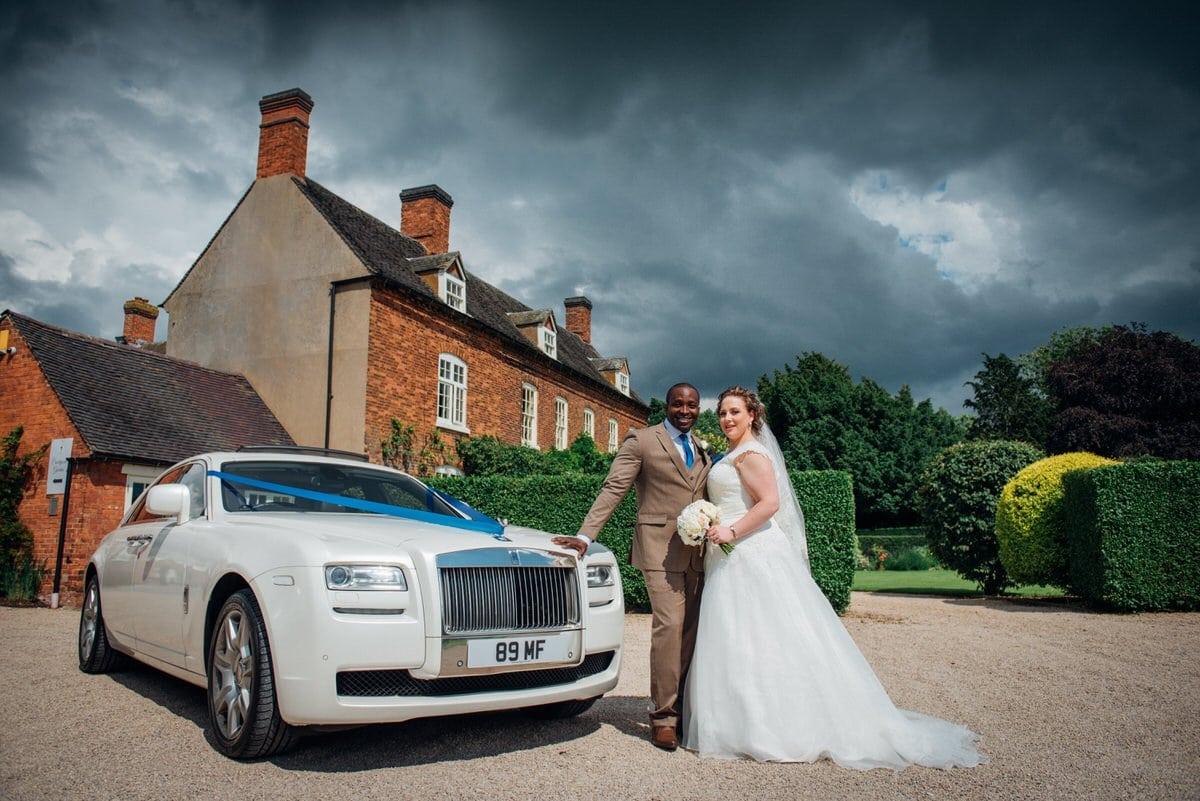 Vicki & Shegz Wedding Photography & Videography // Alrewas Hayes