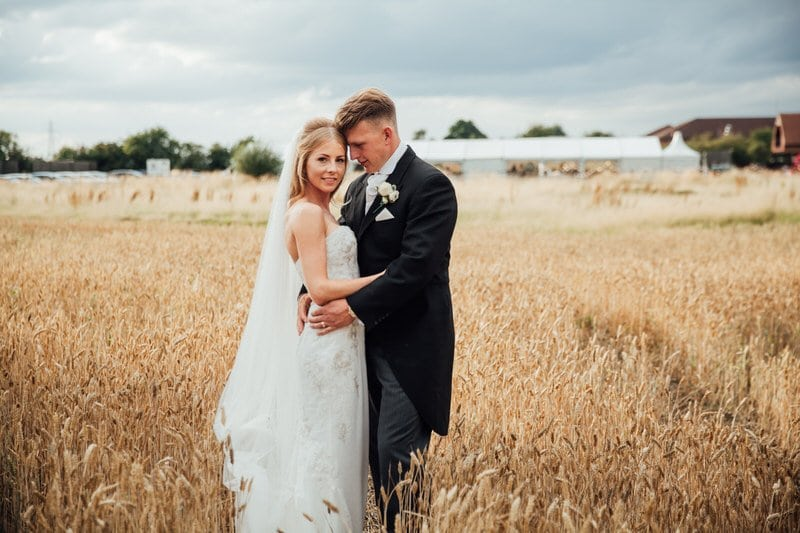 Wedding Photography and Video  at Stables Lodge // Fleur & Martin