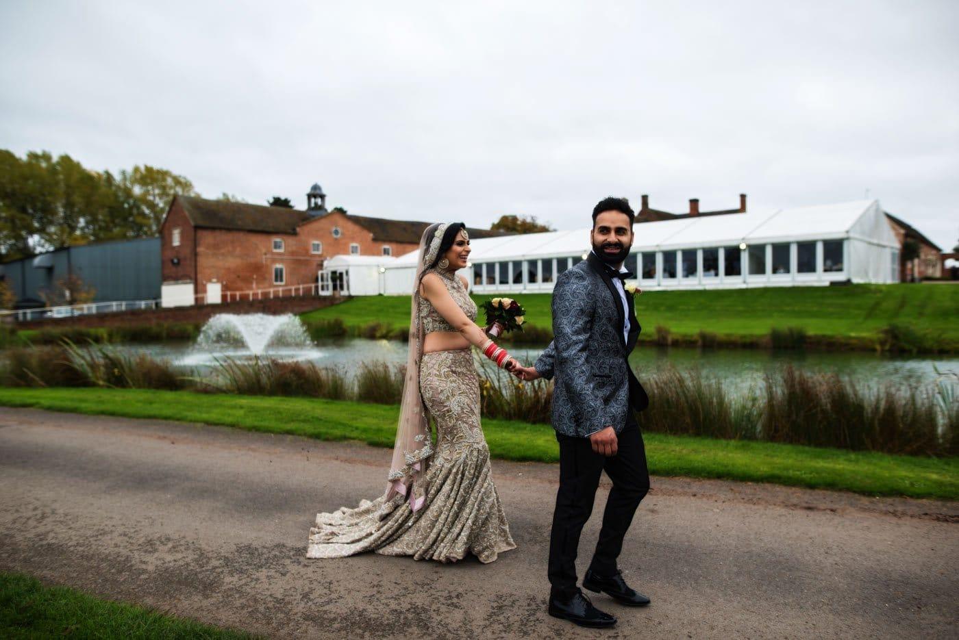 Hindu Wedding Photography at Alrewas Hayes // Ricky & Anu