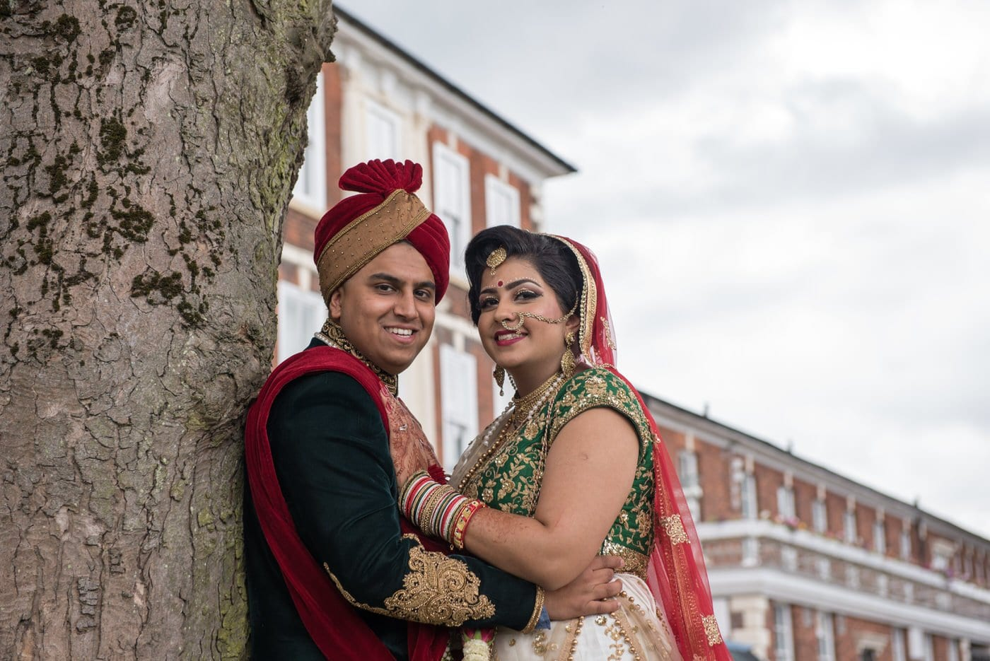 Hindu Wedding Photography and Video at Park Hall // Sachin and Serena