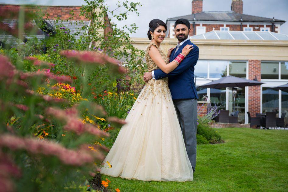 Sikh Wedding photography at Park Hall