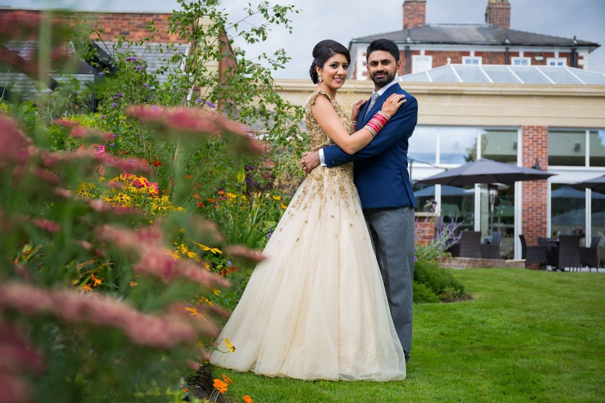 Sikh Wedding photography at Park Hall