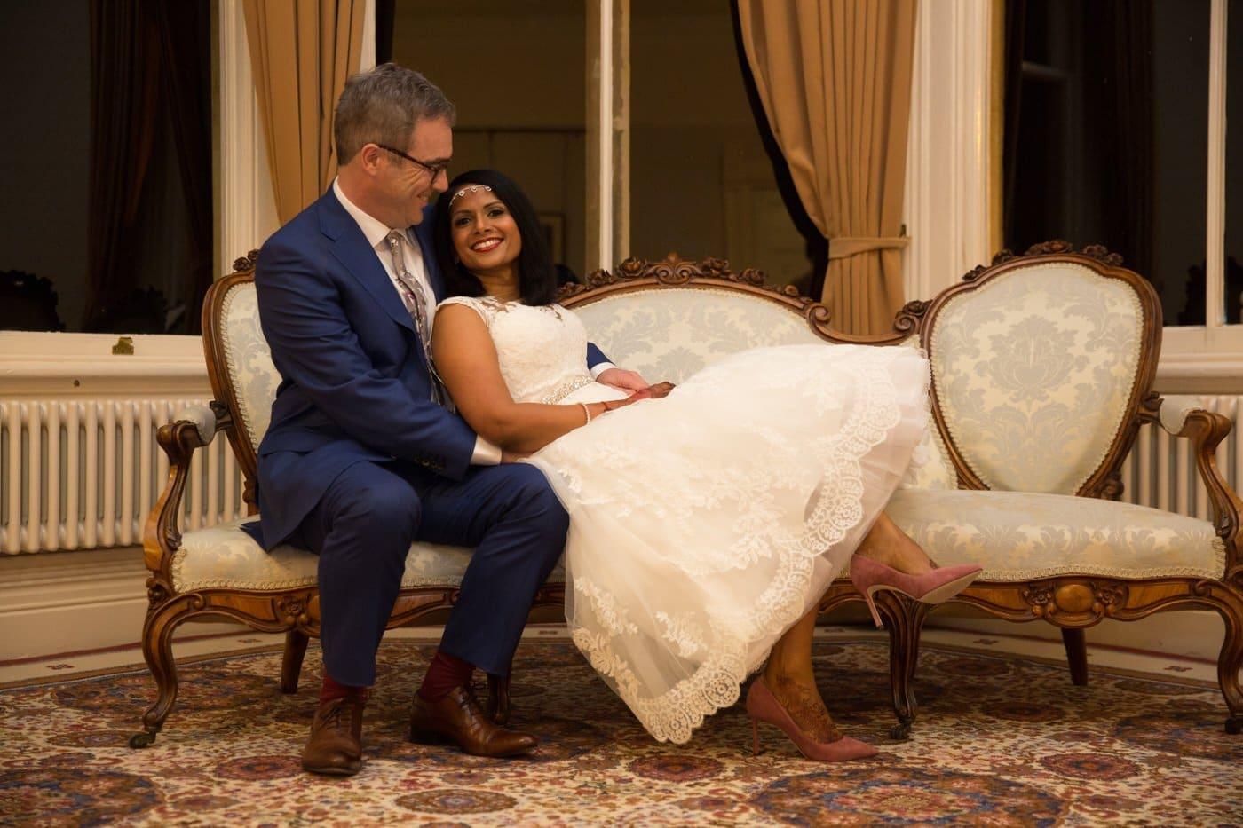 Hindu Wedding Photography and Videography at Highbury Hall // Dinah and Andy