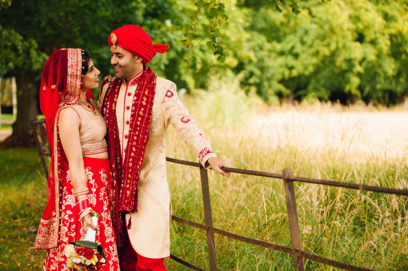 Aanchel and Vinesh // Scalford hall