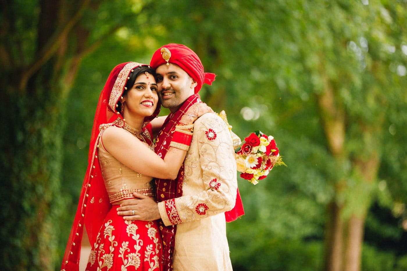 Hindu Wedding Photography and Video at Scalford Hall // Aanchel & Vinesh