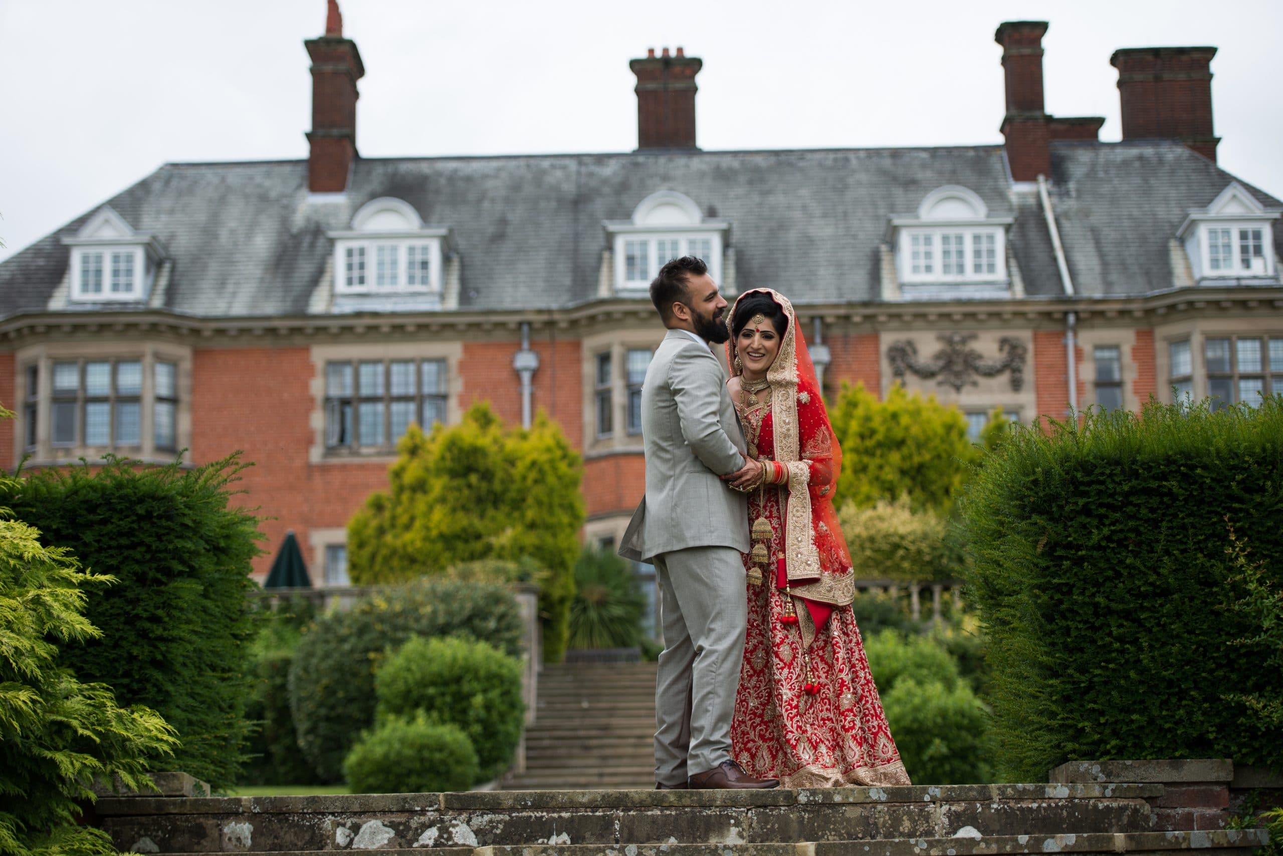 Sikh wedding Photography and Video at Dunchurch Hall // Verinder and Praveen