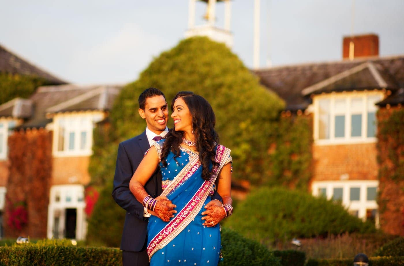 Hindu Wedding Photography and Video at The Belfry Hotel // Alpesh & Nisha