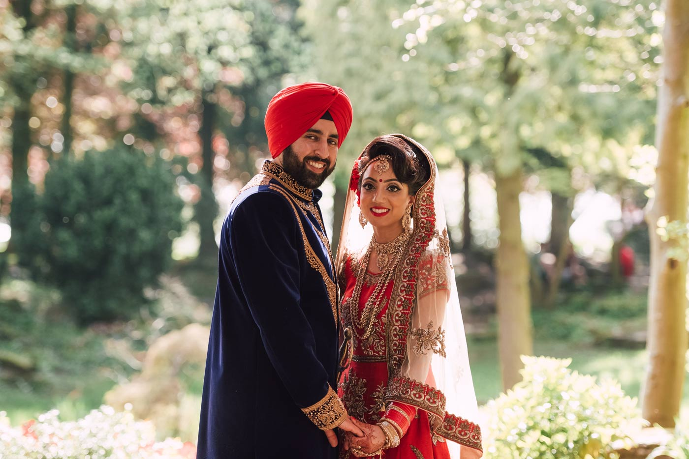 Sikh Wedding Photography at Heart Of England  Conference Centre // Sonia & Kuldeep
