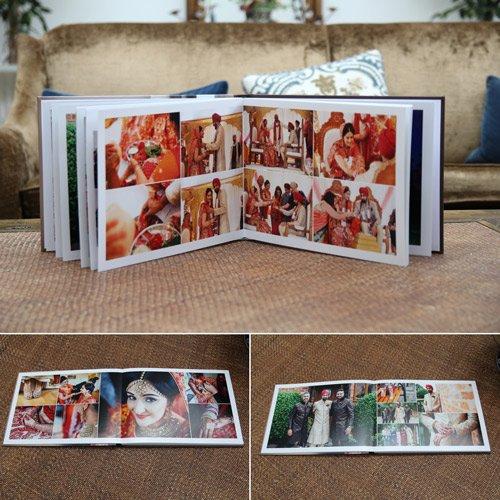 Gobook wedding album