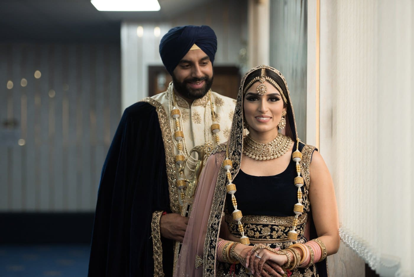 Sikh Wedding Photography and Videography at Goosedale, Nottingham // Nuvee and Sunny