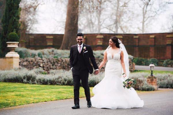 Wedding Photography and Videography at Stanbrook Abbey // Amrita & Karan