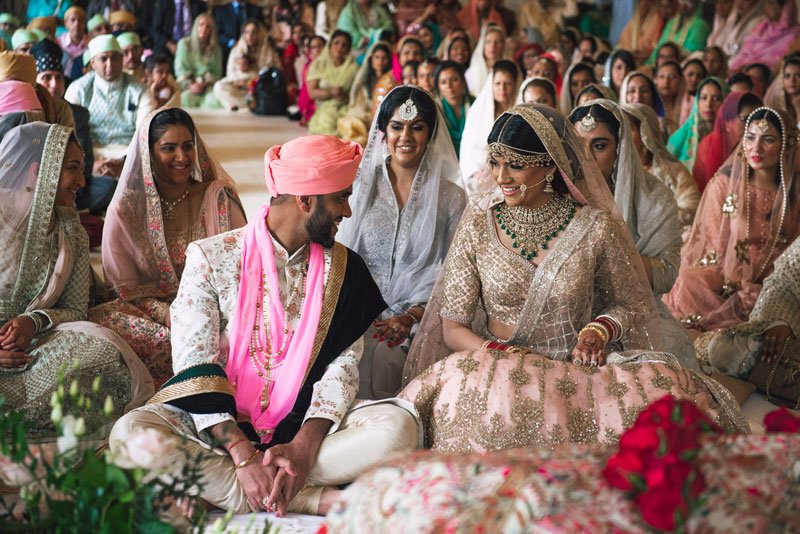Sikh Wedding Photography & Videography at Dunchurch Park Hotel // Arjan and Biba
