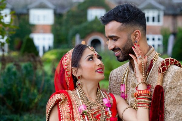 Indian Wedding Photography at the Belfry Hotel // Hiren & Mica