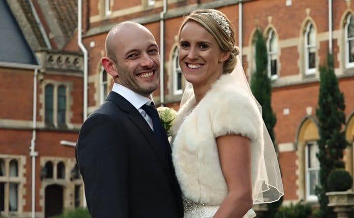 Wedding Video at Standbrook Abbey