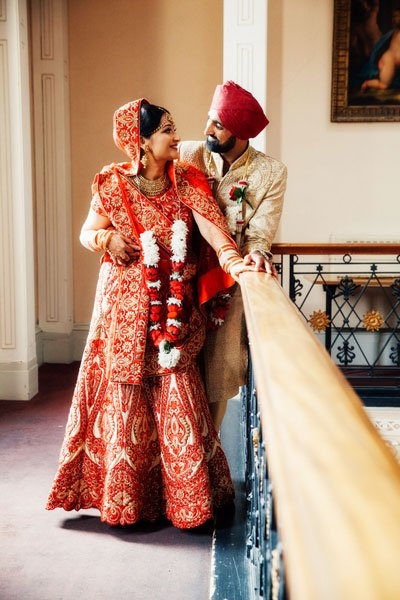 hindu wedding photography and videography at pitville pumps
