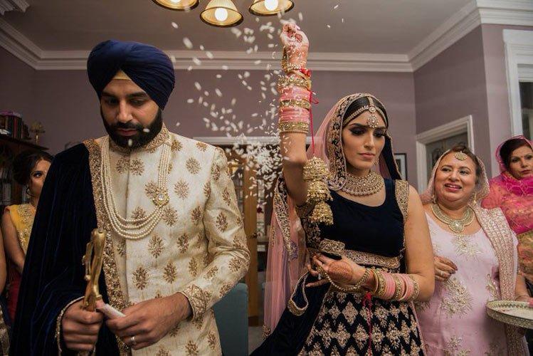 sikh doli ceremony