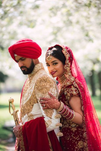 sikh-wedding-photography-at-local-park-1