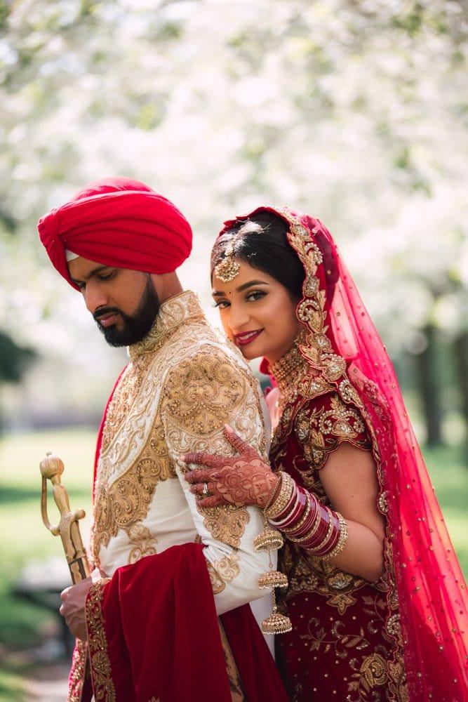 sikh wedding photography at locla park-1