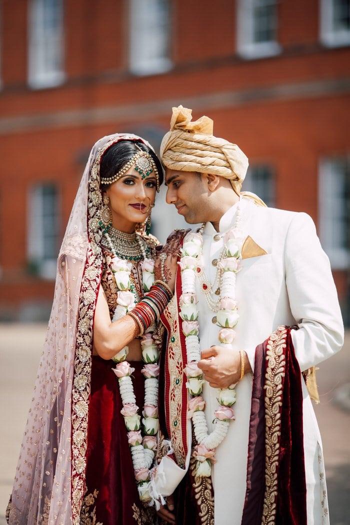 Hindu Wedding Photography at Winstanley House