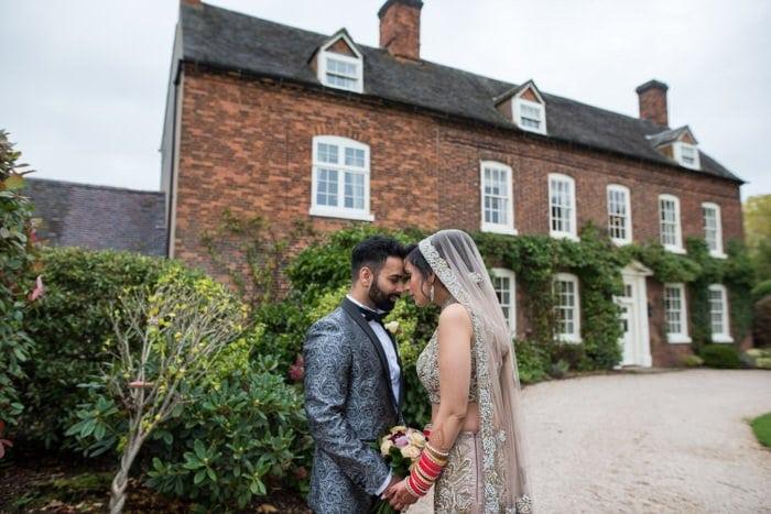 Hindu Wedding Photography at Alrewas Hayes