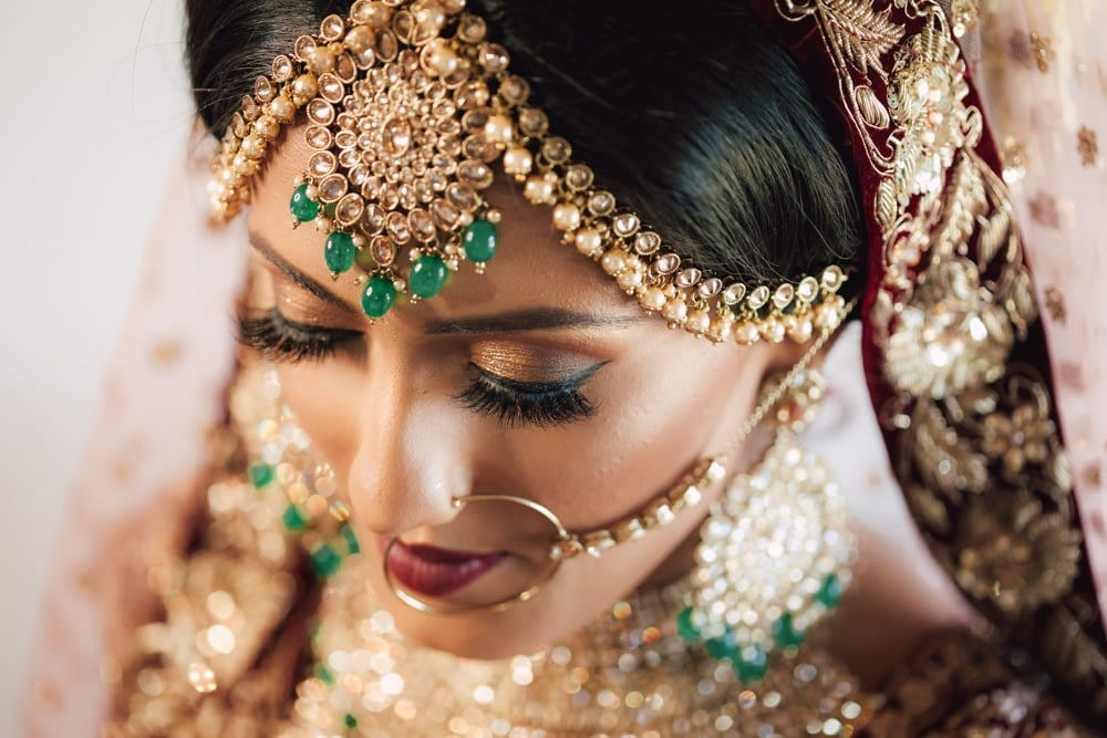 Hindu wedding photography at winstanley house