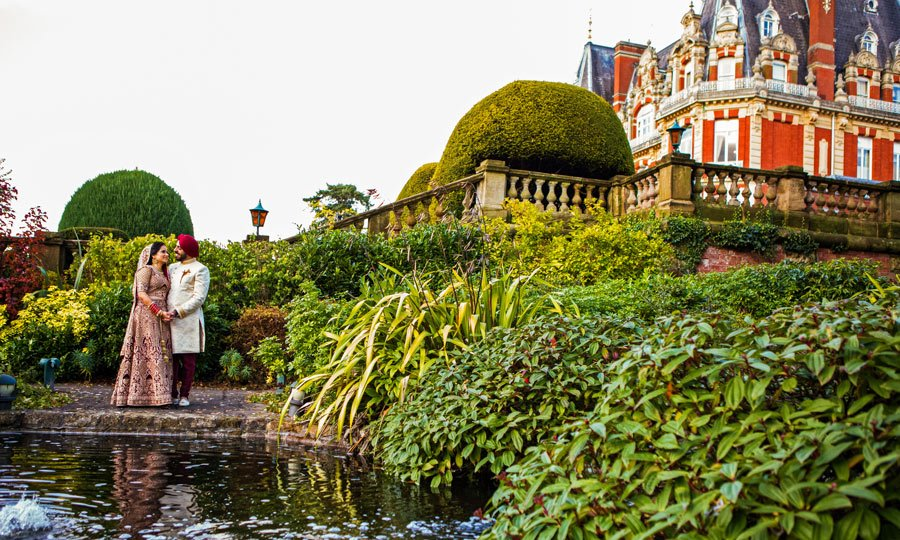 Indian-Wedding-Photography-at-Chateau-Impney