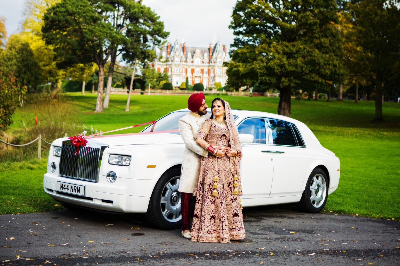 Indian Wedding Photography and Videography at Chateau Impney // Bavan & Kieran